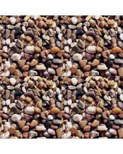 Pea Gravel 10mm Bulk Bag 850kg
