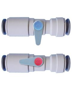JG Speedfit 15mm Plastic Ball Valve 15SV-H