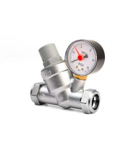 15mm Inta Pressure Reducing Valve & Gauge - PRV22331510.1