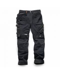 Scruffs Pro Flex Plus Holster Trouser Black