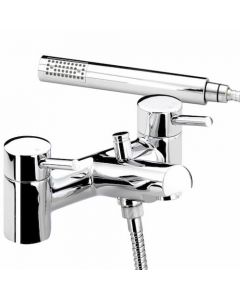 Bristan Prism Bath Shower Mixer Chrome - PM BSM C
