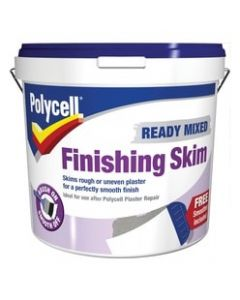 Polycell Ready Mixed Finishing Skim 2.5L