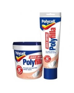 Polycell Quick Drying Polyfilla 1kg