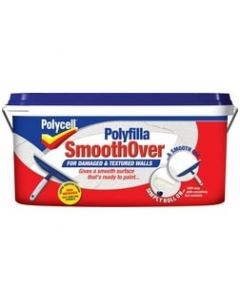 Polycell Smoothover For Damaged Textured Walls 2.5L
