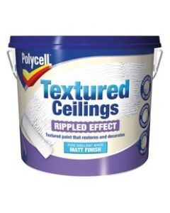 Polycell Textured Ceilings 2.5L