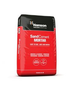 Sand & Cement Mortar (Poly Bag) - 20kg