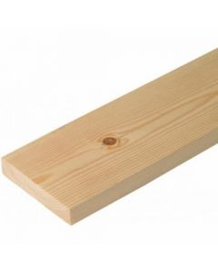 25x100mm PSE Redwood (Plained Square Edge) fin sizes 20x95mm