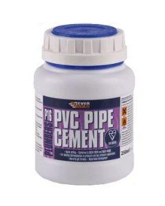 Everbuild P16 PVC Pipe Solvent Cement 250ml