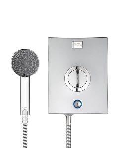 Aqualisa Quartz Electric Shower with Adjustable Head