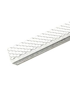 3m Galvanised External Render Stop Bead 570