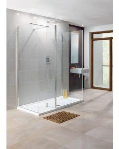 Lakes Rhodes Walk In Shower Panel 1150x2000mm - LK814115S