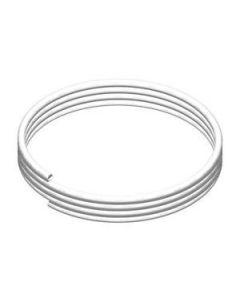 Pipelife Easylay Polybutylene Barrier Pipe - White-15mmx50m