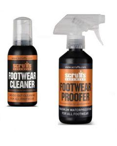 Scruffs Footwear Cleaner & Proofer