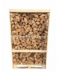 Wonderfuel Hardwood Logs Giant Crate 1180x1100x2000mm