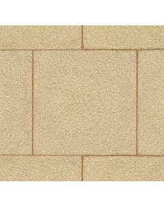 Stonemarket Standard Textured Paving 600x600x32mm Buff - KF5800020