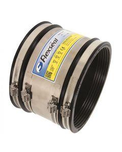 Flexseal Rubber Pipe Coupling 110-125mm - SC125