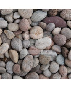 LRS 20kg Poly Bag Scottish Pebbles 20-30mm