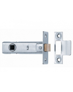 NP 76mm Tubular Mortice Latch (Clam Packed) - DP007171