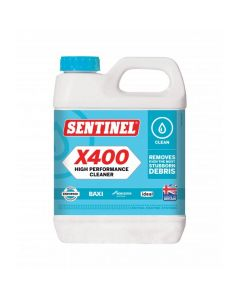 Sentinel X400 High Performance Cleaner 1L