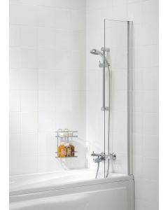 Lakes Classic Shower Curtain Panel 300x1400mm - SS90S