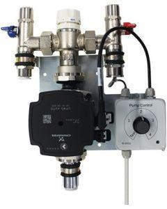 JG Speedfit Underfloor Heating Single Room Control Unit - JGROOMPACK/3