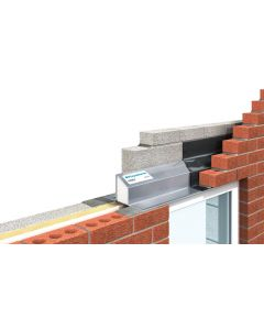 Galvanised Steel Lintels S/K 90 for 90-105mm Cavity