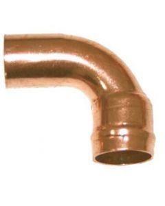 Solder Ring Fig12S Street Elbow 22mm