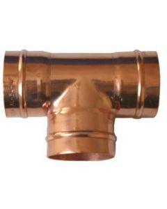 Solder Ring Equal Tee 42mm - Fig 24