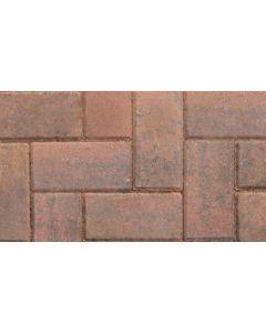 Marshalls Standard CBP 200x100x50 Brindle (50 per m2) - PV1053000