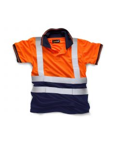 Standsafe HV031 Hi Vis Two Tone Polo