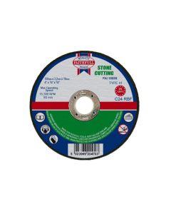 Faithfull Flat Stone Cut Disc 3.2x22mm