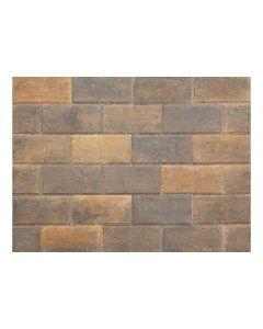 Stonemarket Pavedrive Concrete Block Paving-Burnt Ochre