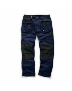 Scruffs Worker Plus Trousers Blue