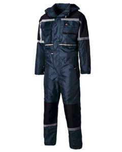 Dickies Waterproof Padded Overall Blue S - WP15000