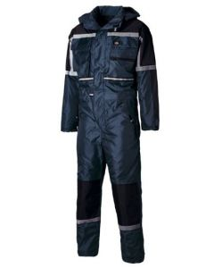 Dickies Waterproof Padded Coverall WP15000 Blue Size XL