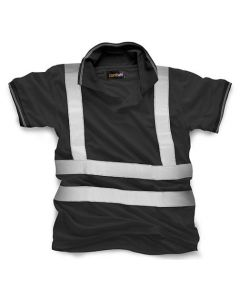 HV004 Standsafe Security Short Sleeved Polo