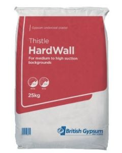 Thistle Hardwall 25Kg Bag