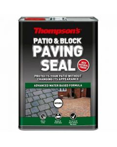 Thompsons One Coat Patio & Block Paving Seal 5L