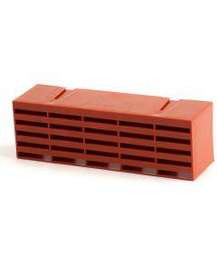 Timloc Air Brick Terracotta 1201ABTE