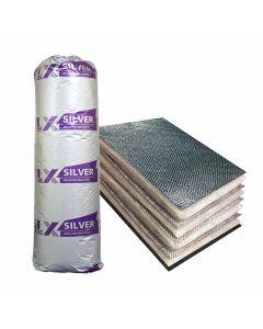 TLX Silver Multi-Foil Insulation 12m2 Roll