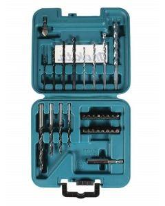 Makita 30 Piece Mixed Drill & Bit Set