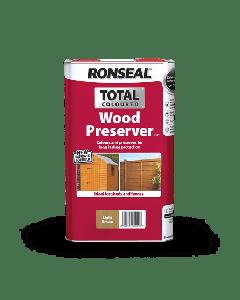 Ronseal Total Wood Preserver 5L