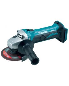 Makita DGA452Z 115mm 18V LXT Angle Grinder Body Only