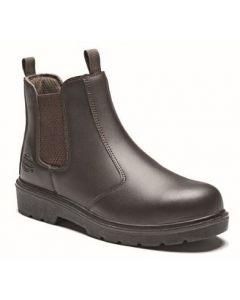 Dickies Contract Dealer Boot Brown - FA23345