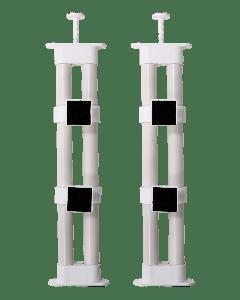 Unipanel Bath Panel Fixing Kit (2 Part) - UPE