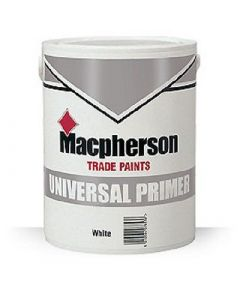Macpherson Universal Primer 2.5 Litre - White