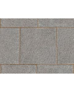 Stonemarket Standard Textured Paving 300x300x32mm Charcoal - KF5803000