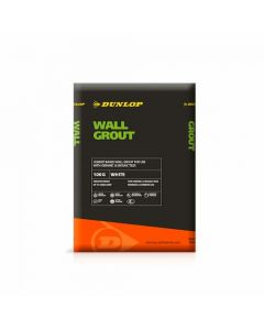 Dunlop Wall Grout White 3.5kg 18825