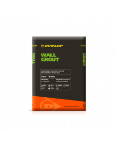 Dunlop Wall Grout White