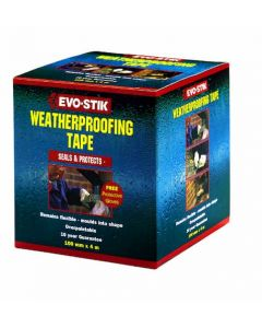 Evo Stik Weatherproofing Tape 75mm - 12837